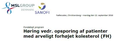 SANOFI Christiansborg